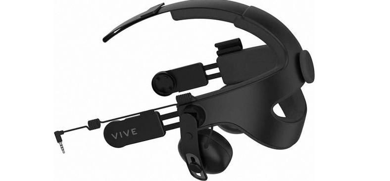微软商店泄漏Vive畅听智能头带出货日期