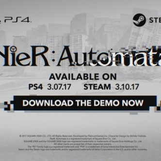 《尼尔:机械纪元》PC版或3月发售