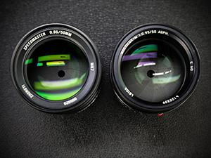 中一光学50mm f/0.95挑战徕卡