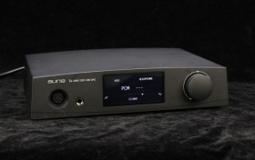 AUNE S6全平衡解码耳放一体机开箱