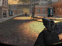 带感的VR射击游戏