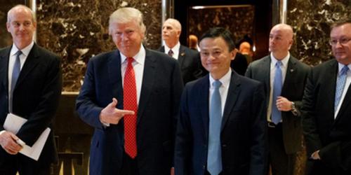 科技早报:马云会见特朗普 其实有隐情
